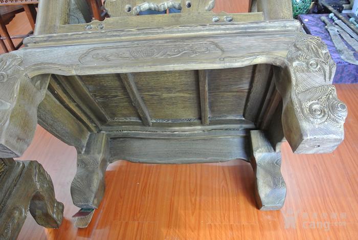 鸡翅木 桌椅 一套