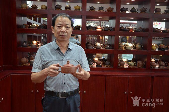 精典紫砂壶收藏【纯手工精制】秀荣制陶 中华至尊400cc