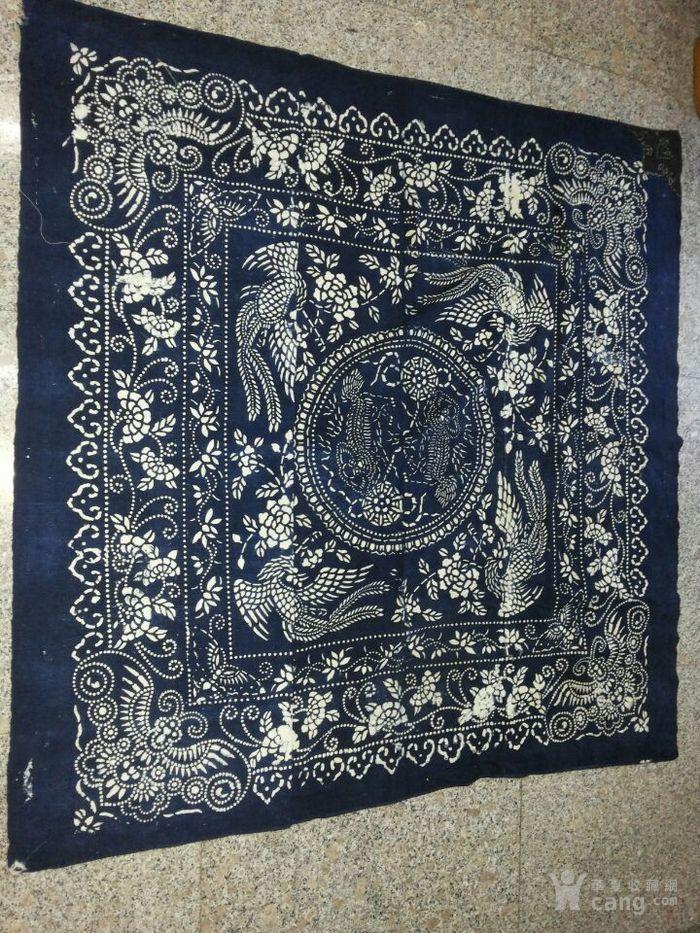 古代土布包袱