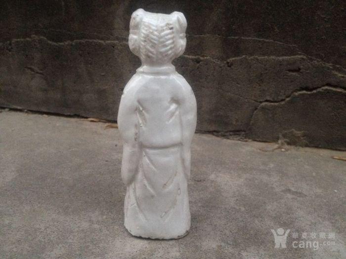 宋代定窑雕塑动物
