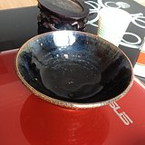 宋元黑釉小碗