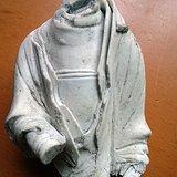 南宋湖田窑瓷塑标本