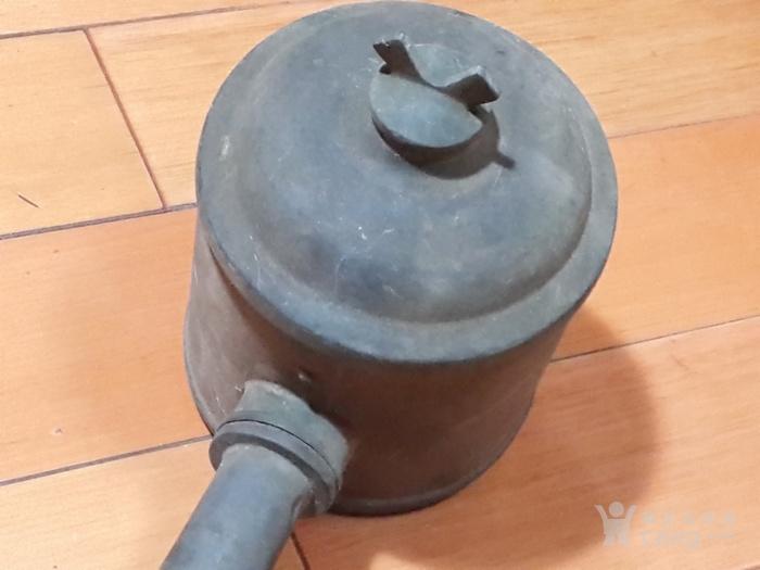 旧上海三角商标铜质喷雾机(江益荿x记出品,曹家