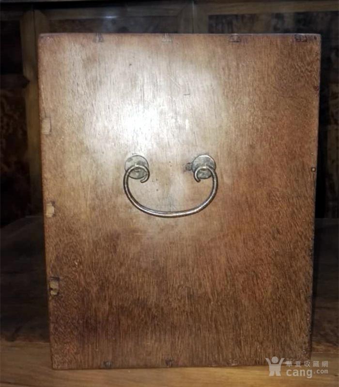 清代金丝家具官金丝明清古典楠木楠木皮箱古红木家具怎么样鹏飞图片