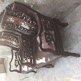 老红木椅子