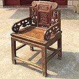 苏作清代超大尺寸太师椅