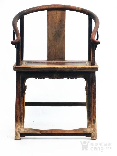 厅堂必备之――圈椅。