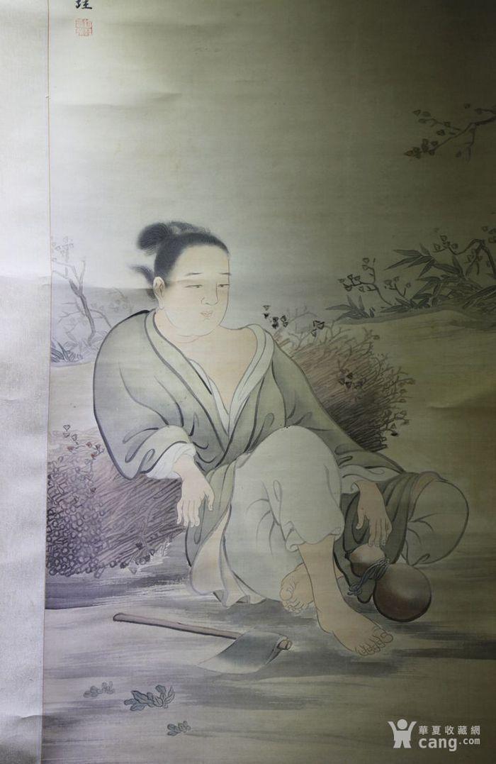 河蟹社会~胡锡珪人物作品