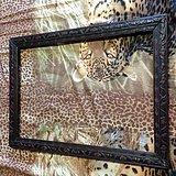 清楠木葫芦万代像框