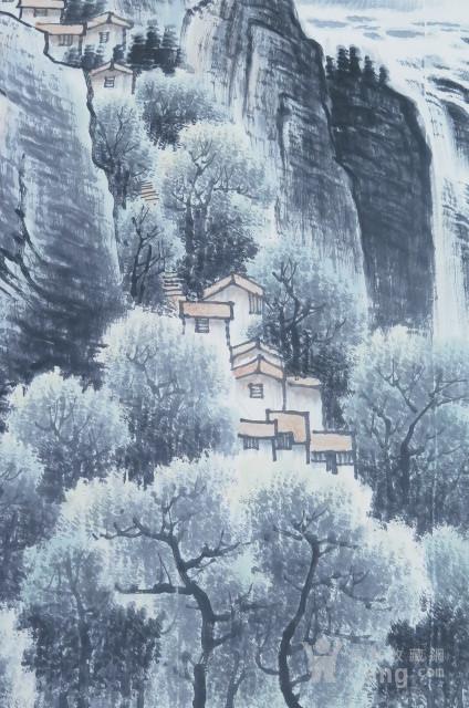 壁纸 风景 国画 424_640 竖版 竖屏 手机