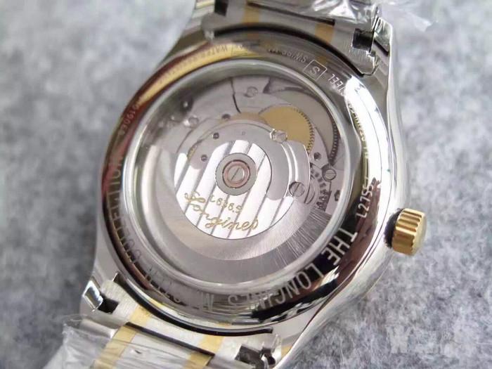 浪琴全自动机械手表