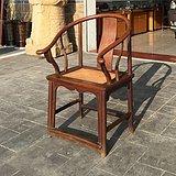 苏作清中期榉木圈椅