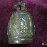 佛与大象钟式铜铃