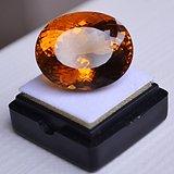 【黄水晶】42.32克拉纯天然无加热巴西黄水晶,旺财石
