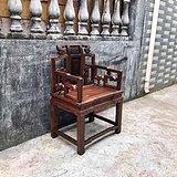 民国 苏工 大码 红榉太师椅