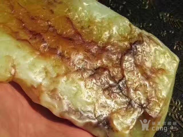 【重器】和田玉籽料 苏工 弥勒佛 摆件 玉质细腻图6