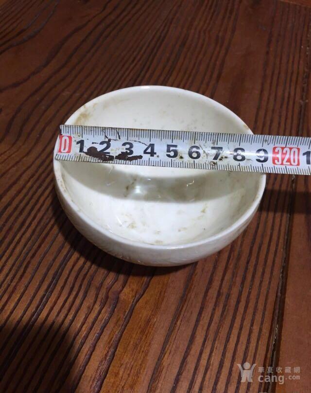 明清莲花大茶盏图1