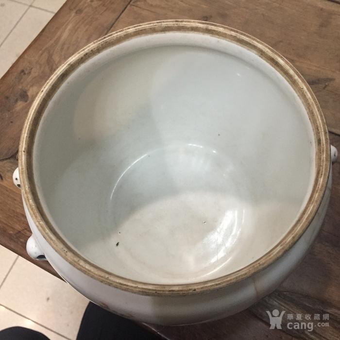 丙申年子玉氏浅降粥罐底