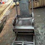 老红木摇椅【美品】