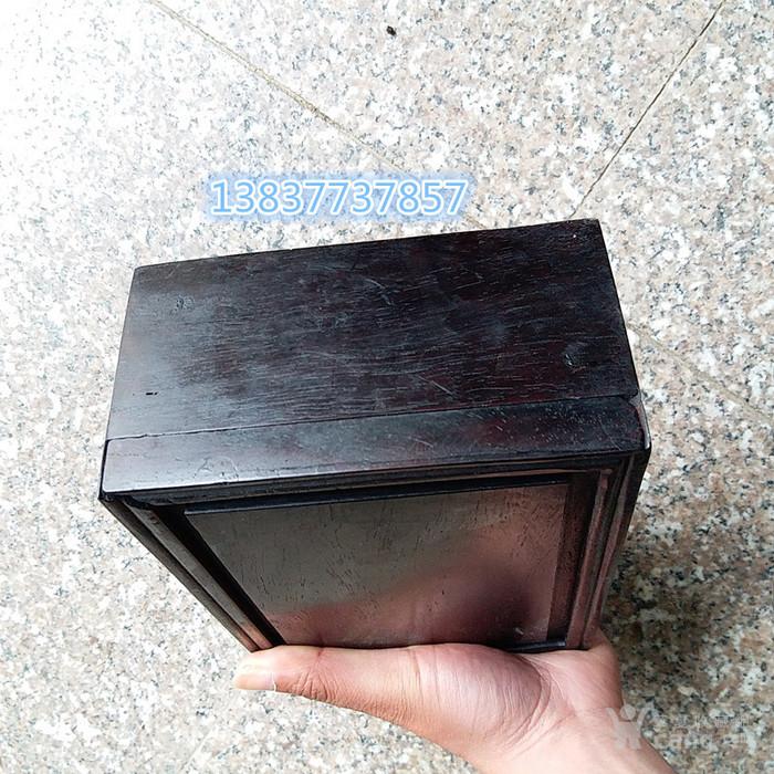檀木首饰盒