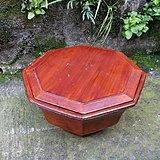 438#八角木盒