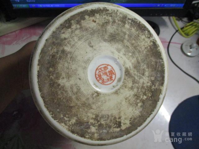 50年代醴陵釉下粉彩【大吉图】提梁壶