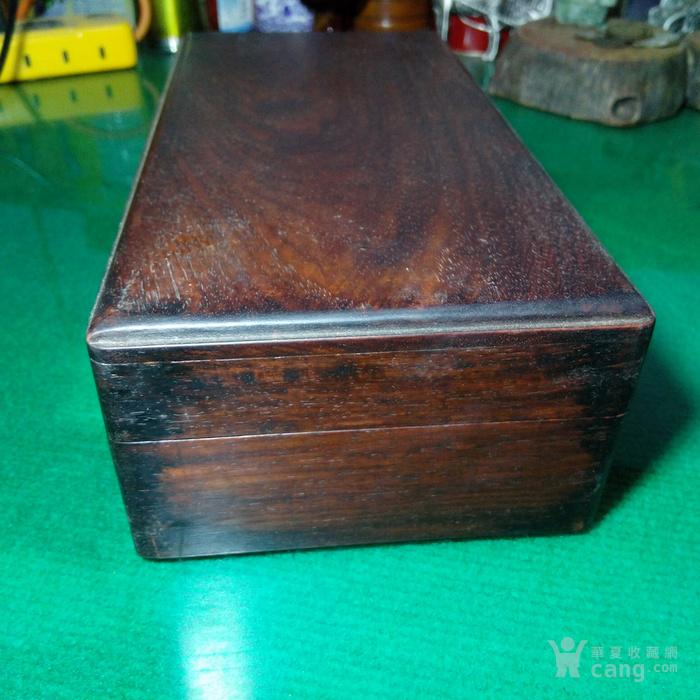 漂亮花梨书盒