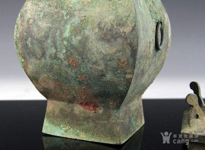 汉代青铜钫