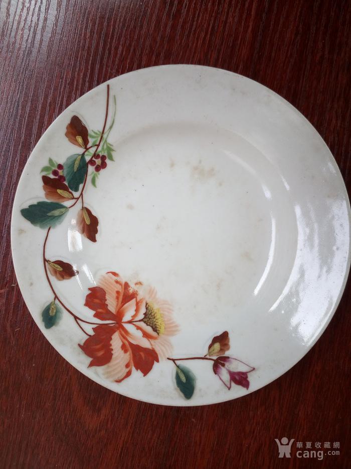 5 60年代景德镇红卫瓷厂盘