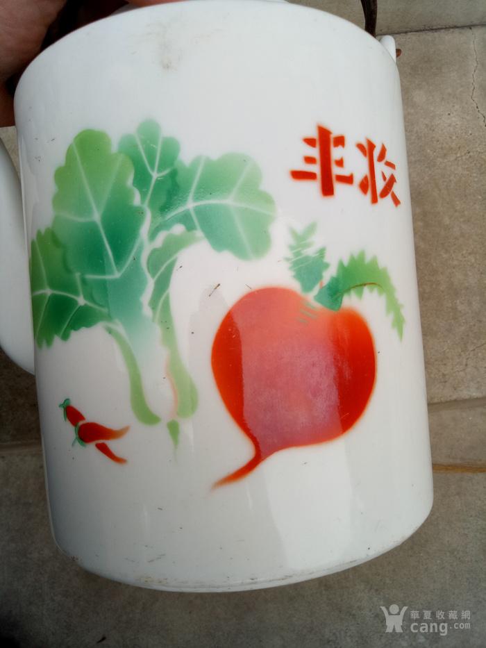 包老包文革大好丰收茶壶一把