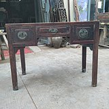 柏木明式三抽桌