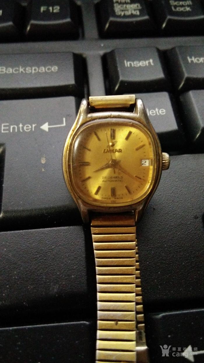 英格纳手表什么档次?属于瑞士表吗? 「盛时网」
