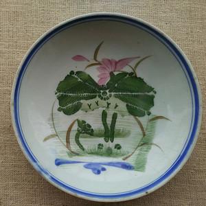 醴陵窑釉下彩盘