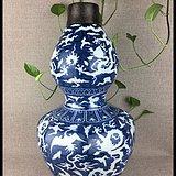 古玩瓷器青花瓶