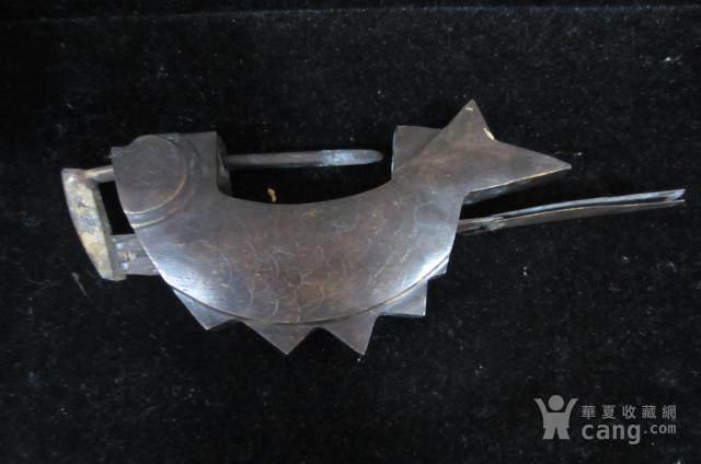 老鲤鱼铜锁