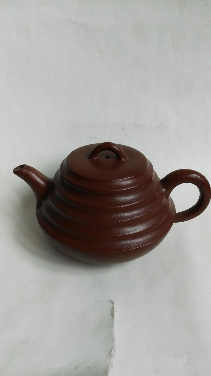 老朱红紫砂壶