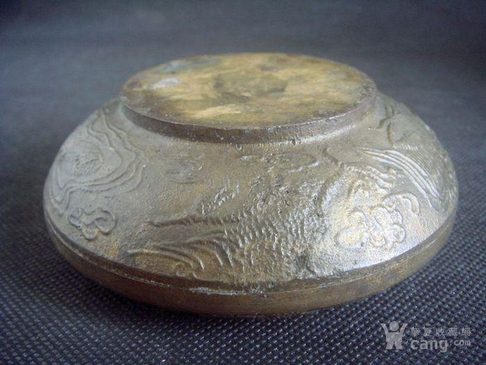 七 八十年代铜烟灰缸