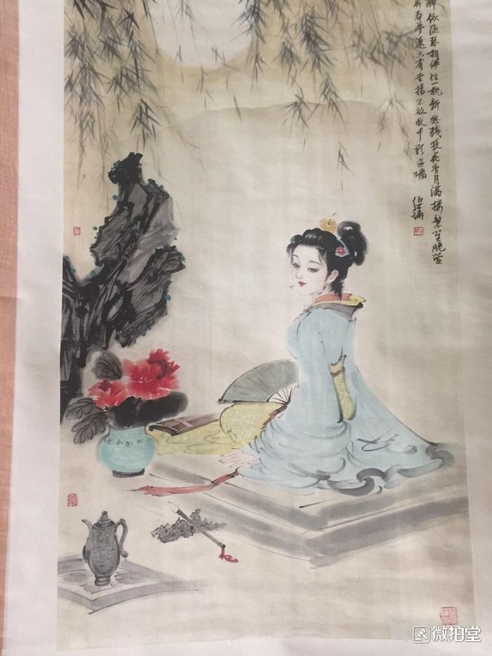 白伯骅,中国画家