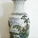 60 70年代景德镇艺术瓷厂花瓶