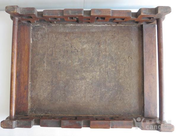 花梨木漆器茶几 炕几 炕桌图7