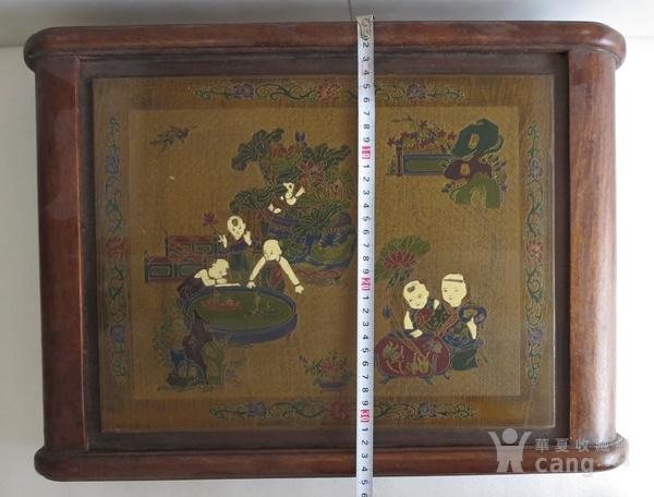 花梨木漆器茶几 炕几 炕桌图11
