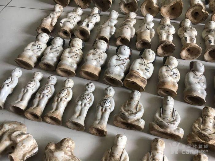 磁州窑人物 古玩古董杂项瓷器图6