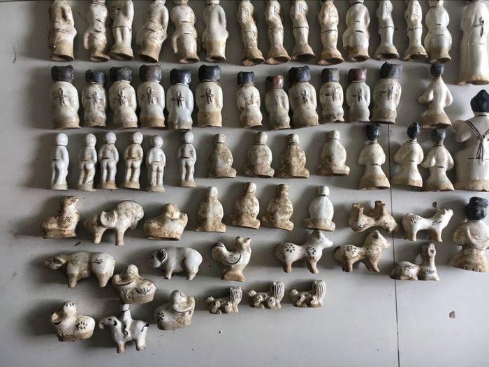 磁州窑人物 古玩古董杂项瓷器图9