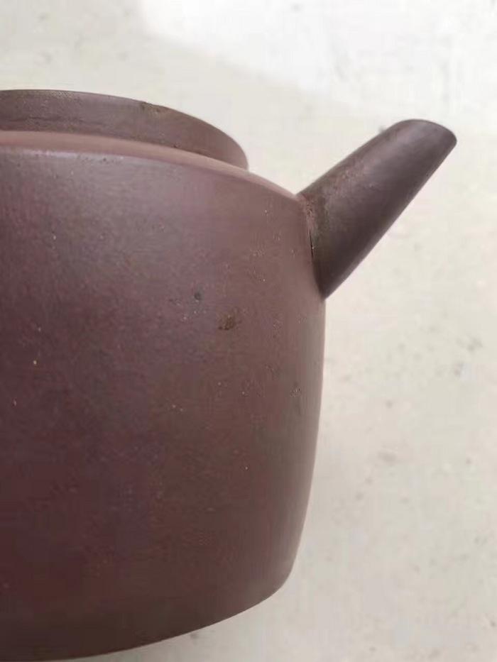 清代乾隆清德堂紫砂壶图6
