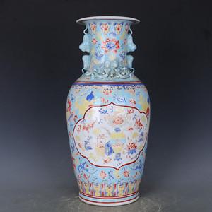 瓷器 瓷器瓶 陶瓷 A39ZX