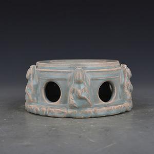 瓷器 瓷器砚台 陶瓷  A41ZK