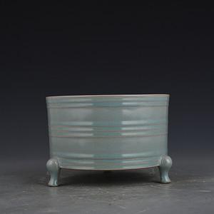瓷器 瓷器香炉 陶瓷 A42ZK