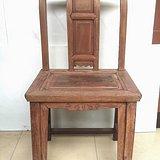 苏作清代老榉木壶门牙板文旦椅靠背椅 惠让