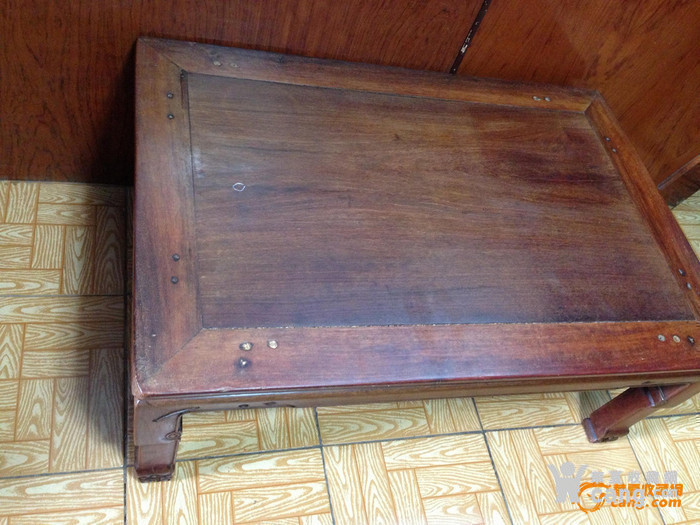 老黄花梨大地桌