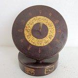 铜日晷 老日规